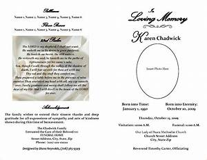 14 obituary template freeagenda template sample agenda for Free online obituary template