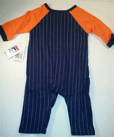 fila jumpsuit baby boy fila jumpsuit with bib romper bodysuit coverall