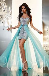 Panoply 14627 Some Like It Short Prom Dress