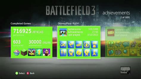 g xbox 360 achievements 30 000 xbox 360 achievements unlocked most of any achievement or trophy in the world