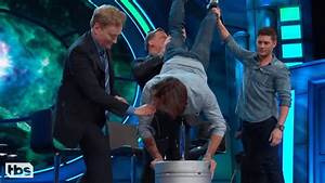 Jared Padalecki Does a Birthday Keg Stand After His ...