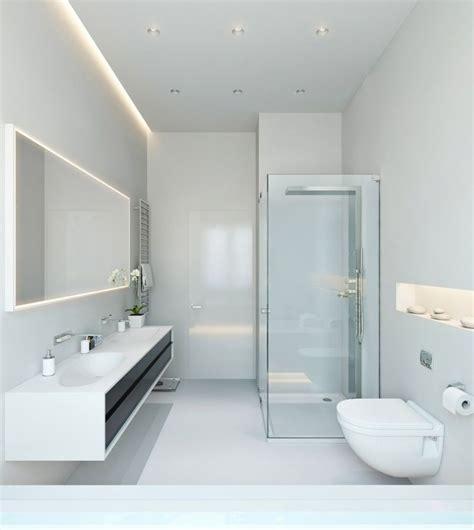badezimmer decke indirekte beleuchtung led badezimmer decke hinter spiegel