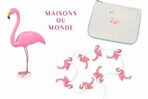 Attrape Reve Maison Du Monde : d co la tendance flamant rose les petits riens ~ Teatrodelosmanantiales.com Idées de Décoration