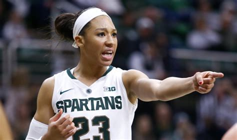 aerial powers declares  wnba draft msutoday