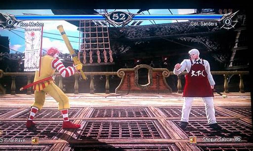#So #My #Friend #Gets #Pretty #Creative #With #The #Soul #Calibur #5