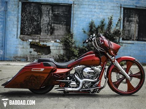 bad dad custom bagger parts   bagger baggers
