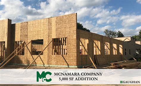 Find an agent in white bear lake, mn who can help pick the right auto, home, or life insurance policy for you. Gaughan Constructs New Addition for McNamara Company