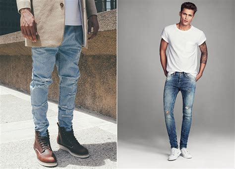 Distressed With Class How To Rock Ripped Denim In Style