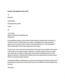 Free Sle Cover Letter For Application by Business Letter Application For Employment 28 Images