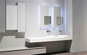Ou trouver le meilleur miroir de salle de bain avec for Salle de bain design avec trouver un décorateur d intérieur pas cher