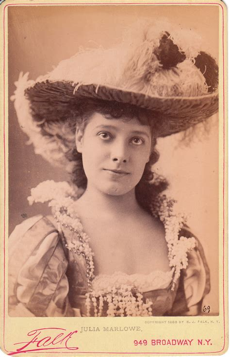 julia grace actress parthenia the cabinet card gallery