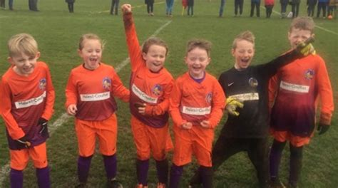 We've Sponsored Bottesford Under 7s Football Team