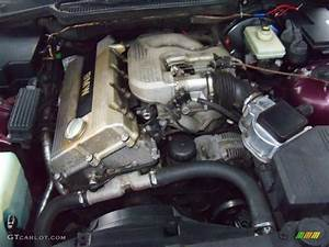 1995 Bmw 3 Series 318ti Coupe 1 8 Liter Dohc 16