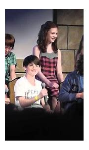 New Harry Potter Kid Actors at LeakyCon2011 Pt. 7 - YouTube