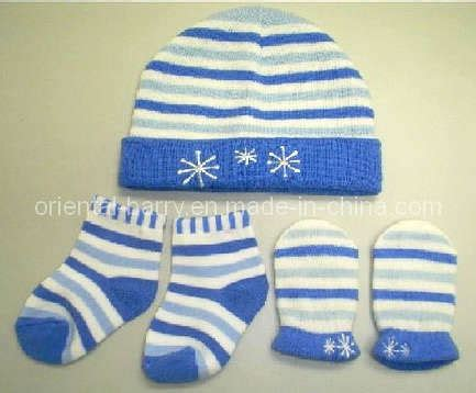 mitten sock baby grow china baby 39 s hat mitten sock sets 8t a100 china