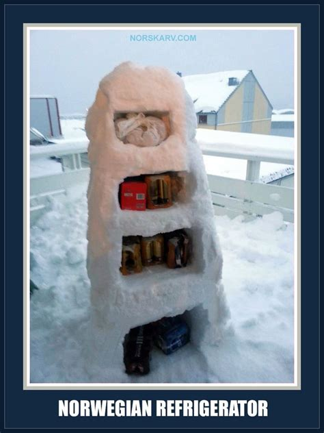 Winter Memes Refrigerator Meme Cold Snow Winter