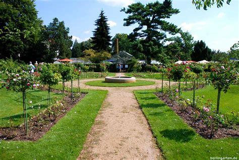 Botanischer Garten Berlin Rosengarten by Und Staudengarten Der K 246 Niglichen