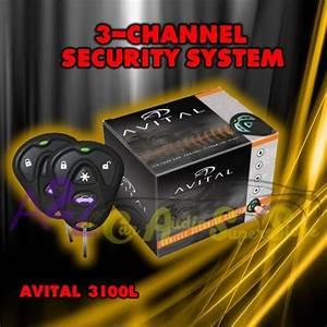 Purchase Avital 3100l 3