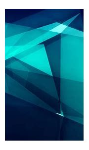 White And Blue Digital Triangle 4K HD Abstract Wallpapers ...