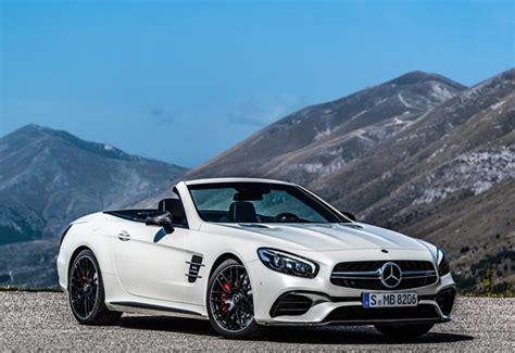 Mercedesbenz Launches Latest 'dream Cars' In Sa Wheels24