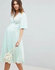 robes de soiree de maternite robes de soiree de With chambre bébé design avec robe droite fleurie