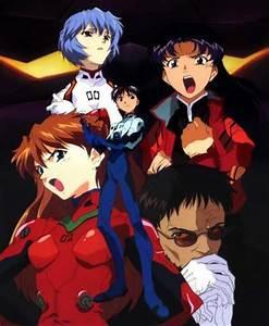 Neon Genesis Evangelion Characters