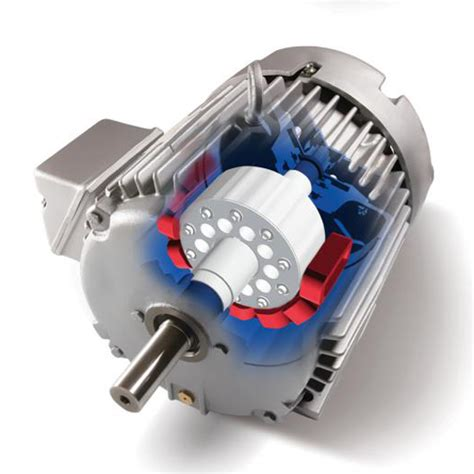 Electric Motor Magnets by Electric Motor Permanent Magnet Positioning Simplified