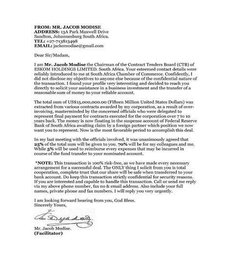 business letter format dear sir sample business letter
