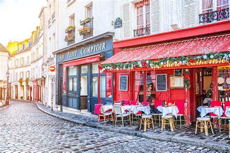 A Parigi by Montmartre A Parigi