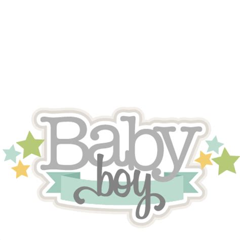 This month we have put together a fun group of cute baby themed free svg files. Baby Boy SVG scrapbook title baby svg cut files for cricut ...