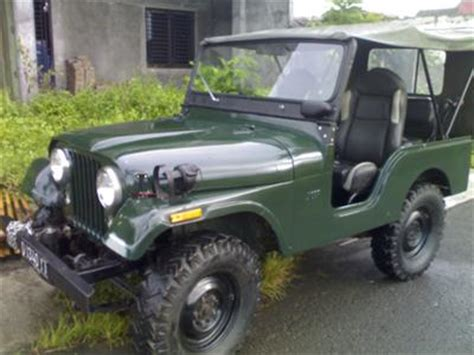 my jeep is a supposed 1964 cj5 kaiser