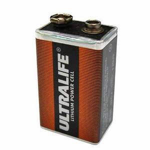 Ultralife 9v Lithium Batterie : ultralife 9v lithium battery lasts up to 10 years foil sealed pack ~ Watch28wear.com Haus und Dekorationen