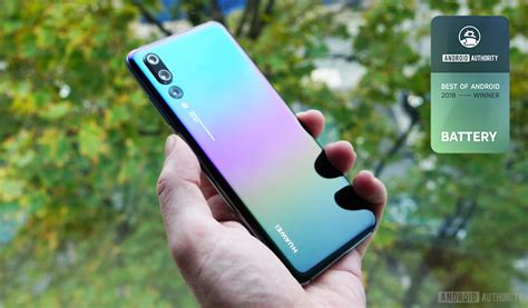 Best of Android 2018: Best battery life - Android Authority