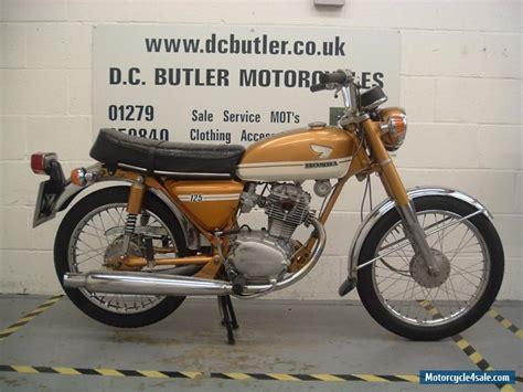 1973 honda cb125s for sale in united kingdom