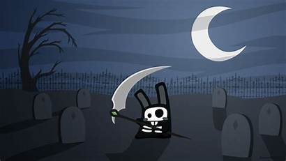 Sims Wallpapers Grim Backgrounds Bunny Reaper Cas