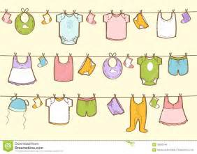 designer babykleidung baby clothes stock images image 33950144