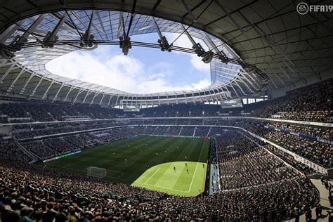 fifa  news  tottenham stadium shown  upcoming