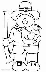 Coloring Pilgrim Printable Pilgrims Cool2bkids Colouring Children Boys Hat Printables Visit Template sketch template