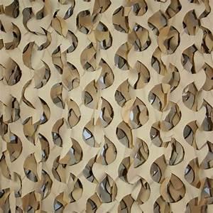 Filet De Camouflage Renforcé : 14468060 filet de camouflage beige tan desert a la coupe ~ Dode.kayakingforconservation.com Idées de Décoration