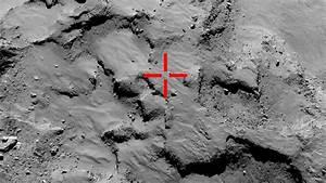 News | Rosetta's Comet Lander Landed Three Times