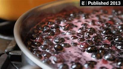 Jam Blueberry Nytimes Started Getting Lime Recipes