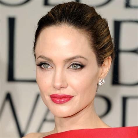 Angelina Jolie Makeup Tips