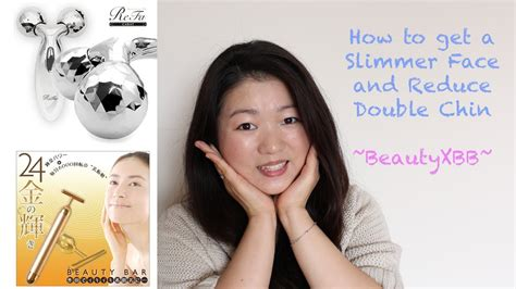 how to get how to get a slimmer and reduce chin