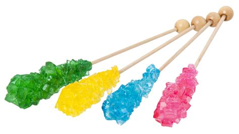 how to make rock on a stick this candy tells you which flavour it is mildlyinteresting