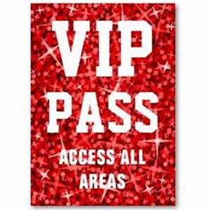 Vip Pass Clip Art (10+)
