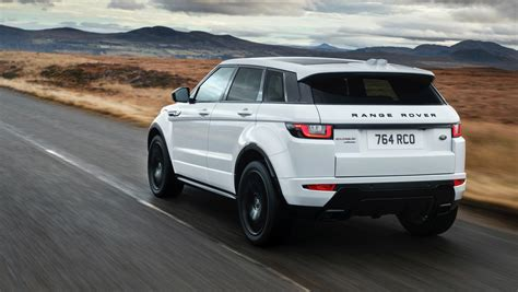 2018 Land Rover Discovery Sport And Range Rover Evoque Get