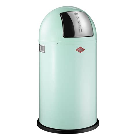 wesco mülleimer 50 l wesco pushboy 50 l stand abfallsammler m 252 lleimer abfalleimer k 252 che m 252 llsammler ebay
