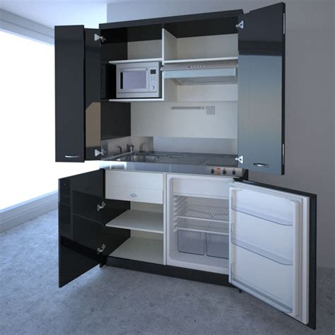 compact kitchen designs  small spaces