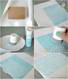 chalk wrapping paper top 10 creative diy stencil projects