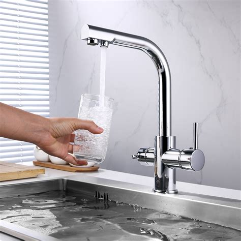 bai  kitchen faucet  integrated drinking water